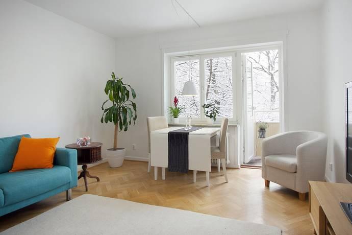 Bild: 3 rum bostadsrätt på Fredrikslundsvägen 45, Stockholms kommun Bromma Abrahamsberg