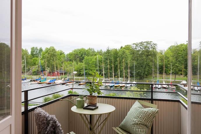 Bild: 2 rum bostadsrätt på Anders Reimers Väg 11, 2 tr, Stockholms kommun Reimersholme