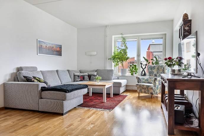 Bild: 3 rum bostadsrätt på Sandåkersgatan 12, Umeå kommun Sandåkern