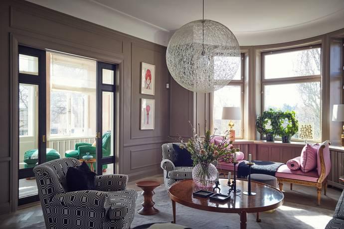 Bild: 12 rum villa på Hövdingevägen 4, Lidingö kommun Brevik
