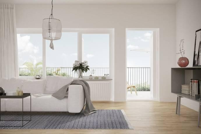 Bild: 2 rum bostadsrätt på Hästskovägen 86, Järfälla kommun Jakobsberg
