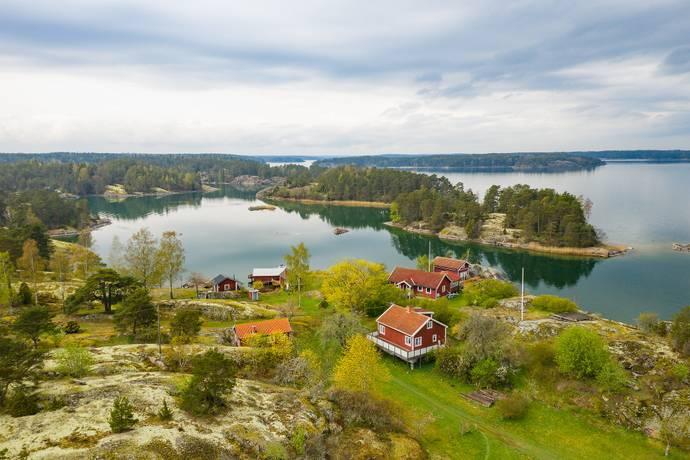 Bild: 4 rum fritidshus på Korsholmarne 4, Söderköpings kommun Sankt Anna