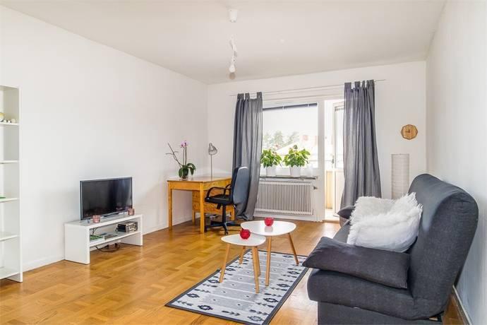 Bild: 2 rum bostadsrätt på Generatorgatan 3B, Ludvika kommun Högberget