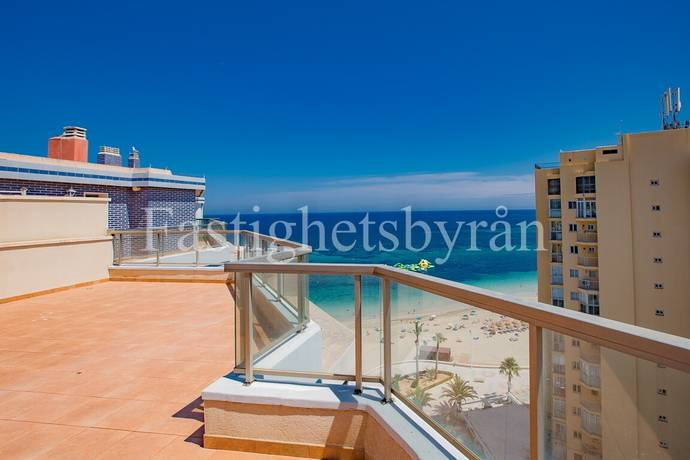 Bild: 4 rum bostadsrätt på Fantastiska boenden med havsutsikt!, Spanien Calpe | Costa Blanca