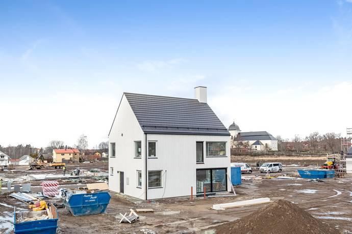 Bild: villa på Kimstad kyrkby tomt 20, Norrköpings kommun Kimstad kyrkby