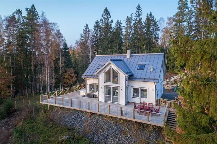 Bild: 5 rum villa på Vikaliden 527, Härryda kommun Hällingsjö