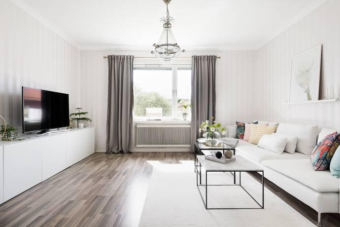 Bild: 2 rum bostadsrätt på Harald hjärnesgatan 18B, Göteborgs kommun Hisingen Kvillebäcken