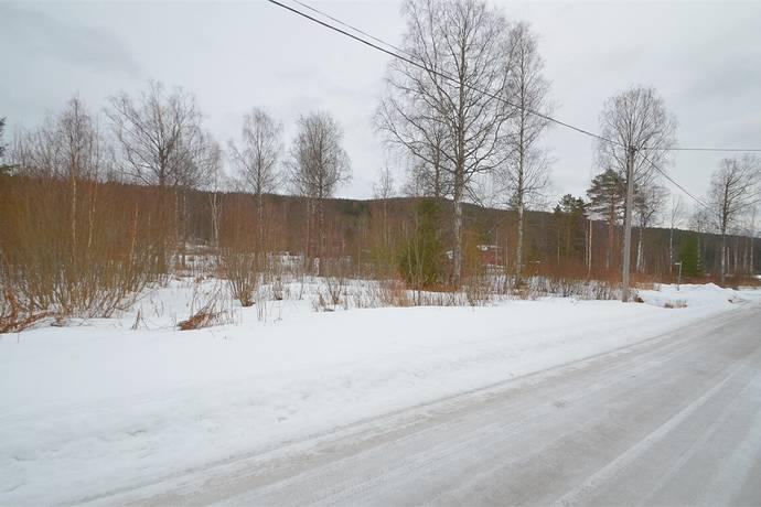 Bild: tomt på Dådran Bruksvägen 8, Rättviks kommun Bingsjö
