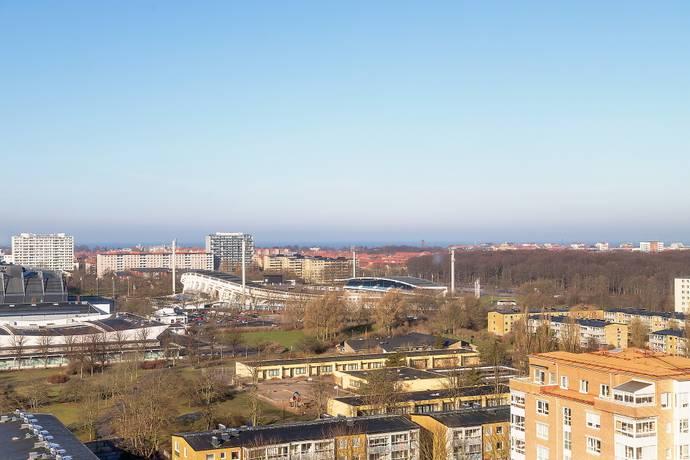 Bild: 3 rum bostadsrätt på Albinsrogatan 5 B, Malmö kommun Borgmästaregården