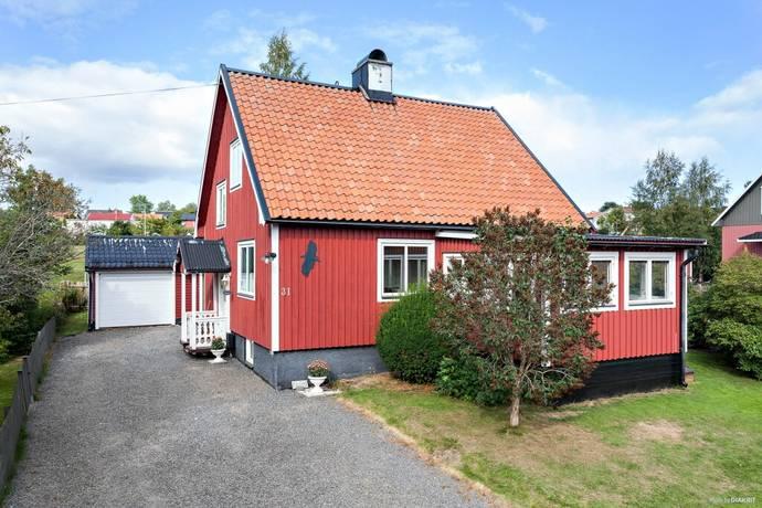 Bild: 5 rum villa på Frideborgsgatan 31, Härnösands kommun Härnön