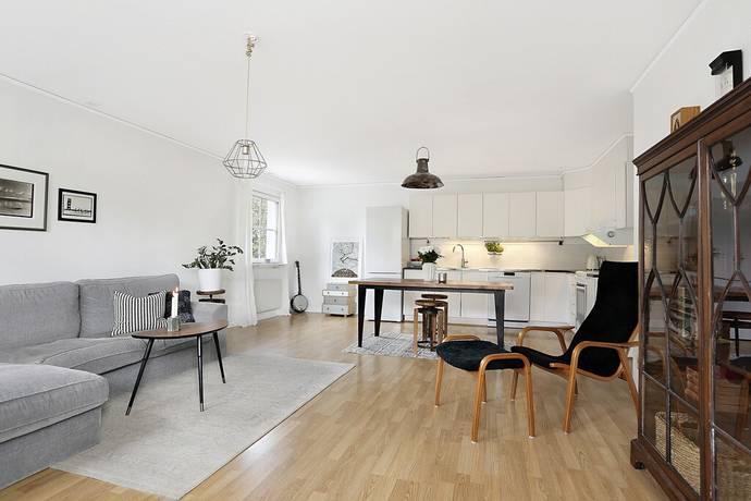 Bild: 2 rum bostadsrätt på Östra malmgatan 27, Luleå kommun Luleå