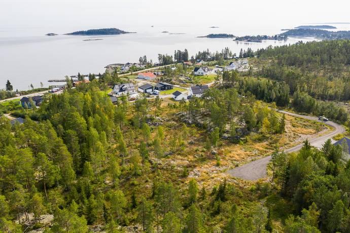 Bild: tomt på Stora Havstoviken 266-268, Sundsvalls kommun Alnö - Havstoviken