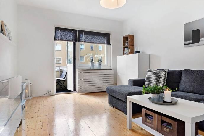 Bild: 2 rum bostadsrätt på Blommelundsgatan 1, Norrköpings kommun Haga