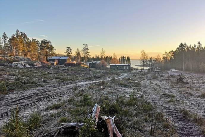 Bild: tomt på Lilla Havstoviken 92 Alnö, Sundsvalls kommun