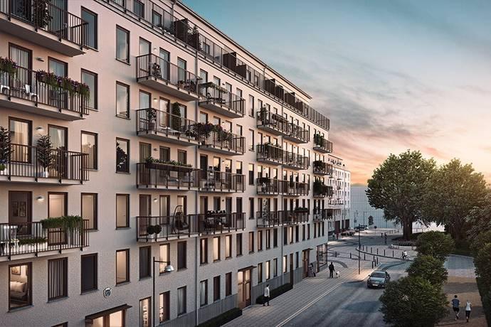 Bild: 3 rum bostadsrätt på Arvid Tydéns Allé 20, Solna kommun Västra Skogen