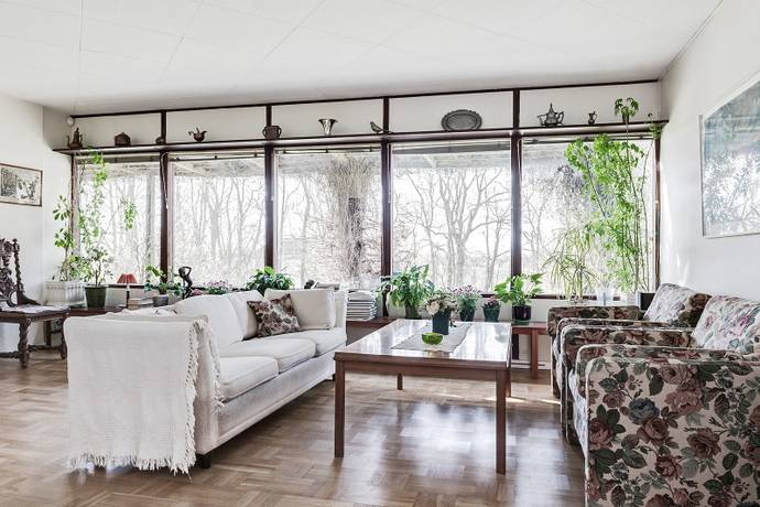 Bild: 7 rum villa på Hällstorp 5461, Svalövs kommun Billeberga