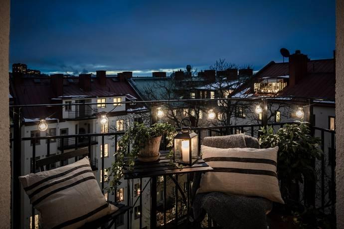 Bild: 2,5 rum bostadsrätt på Sylvestergatan 5, Göteborgs kommun Nedre Johanneberg
