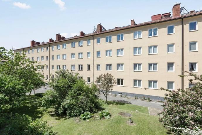 Bild: 2 rum bostadsrätt på Landsvägsgatan 12C, Karlskrona kommun Pantarholmen