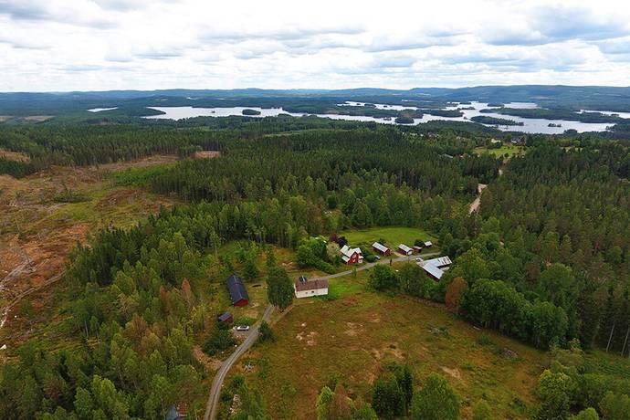 Bild: 4 rum gård/skog på Närsen 1, Vansbro kommun Nås finnmark, Vansbro