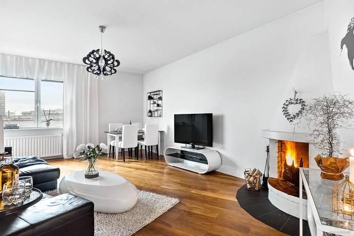 Bild: 2 rum bostadsrätt på Eneströmsgatan 1 A, Karlstads kommun Centrum