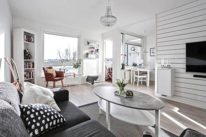 Bild: 3 rum bostadsrätt på Klostergatan 16, Kungälvs kommun Kungälv - Komarken
