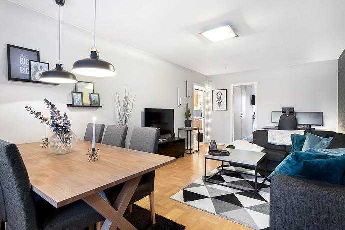 Bild: 2 rum bostadsrätt på Harmonigatan 15 C, Sundsvalls kommun Skönsmon