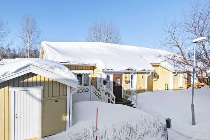 Bild: 2 rum bostadsrätt på Dammgränd 54, Bodens kommun Bodforsen
