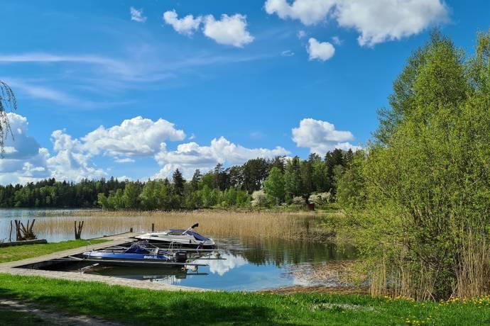 Bild från Söderby - Nyproducerad Bostadsrätts Villa på Munsö, Ekerö
