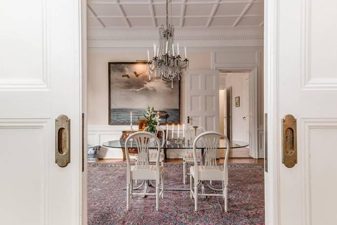 Bild: 6 rum bostadsrätt på Jarlaplan 4, 2,5 tr, Stockholms kommun Vasastan