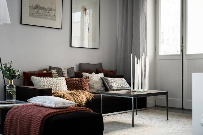 Bild: 3 rum bostadsrätt på Stagneliusvägen 32, Stockholms kommun Fredhäll