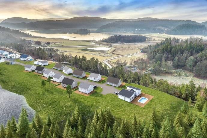 Bild: villa på Furuhall Tomt 7 Etapp 5, Uddevalla kommun