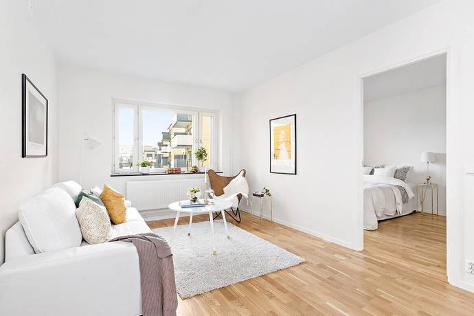Bild: 4 rum bostadsrätt på Ladugårdsgatan 4, Sundbybergs kommun Ursvik