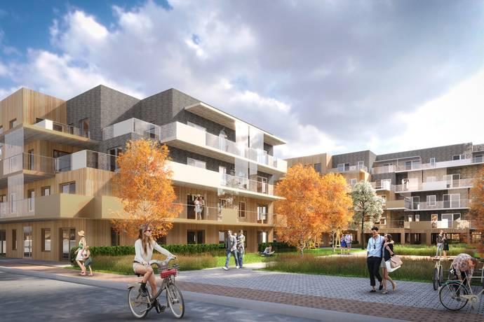 Bild: 3 rum bostadsrätt på Ölandsresan/Linnés resväg, Uppsala kommun Sävja