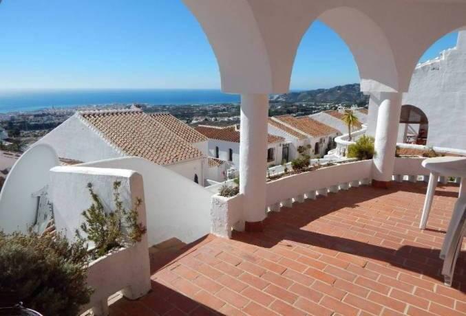 Bild: 3 rum bostadsrätt på Costa del Sol/Nerja, Spanien Nerja