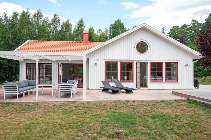 Bild: 4 rum villa på Sanda Björkhagavägen 35, Gotlands kommun Västra Gotland