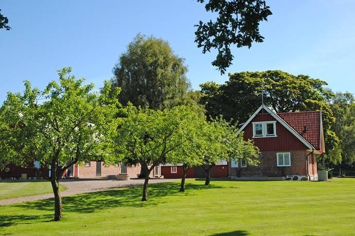 Bild: 6 rum gård/skog på Skrikeberg, Svalövs kommun Norr om Kågeröd