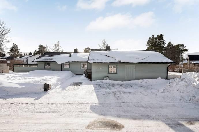 Bild: 8 rum villa på Svenskbyvägen 8, Umeå kommun Holmsund