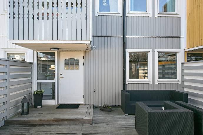 Bild: 5 rum radhus på Pärt-Antons gata 56, Göteborgs kommun Påvelund