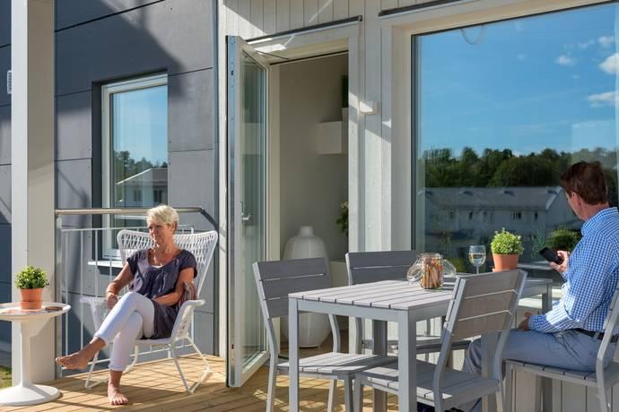 Bild: 3 rum bostadsrätt, Trelleborgs kommun Skegrie