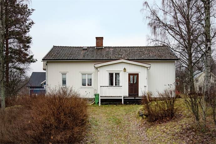 Bild: 4 rum villa på Håkarsvägen 3, Kramfors kommun Bollstabruk