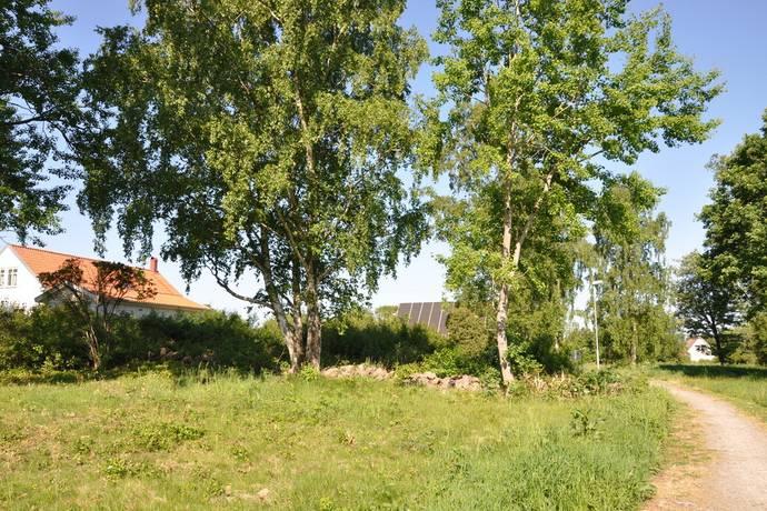Bild: tomt på Klyvaregränd 16, Båstads kommun Torekovs golfbana