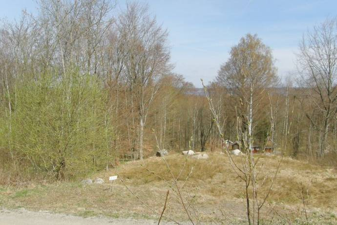 Bild: tomt på Spiltvägen 17, Hässleholms kommun Skyrup