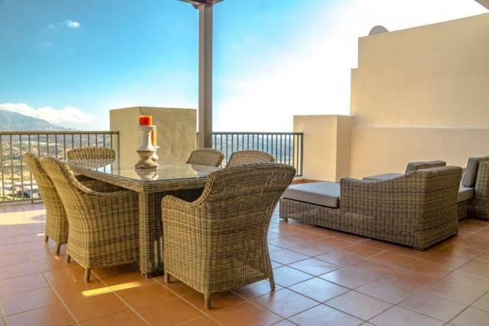 Bild: 4 rum bostadsrätt på Costa del Sol, Spanien Mijas