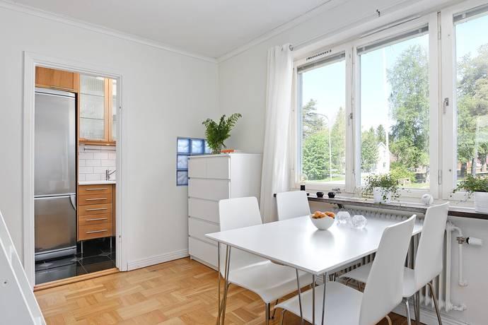 Bild: 1 rum bostadsrätt på Sofiehemsvägen 45, Umeå kommun Sofiehem