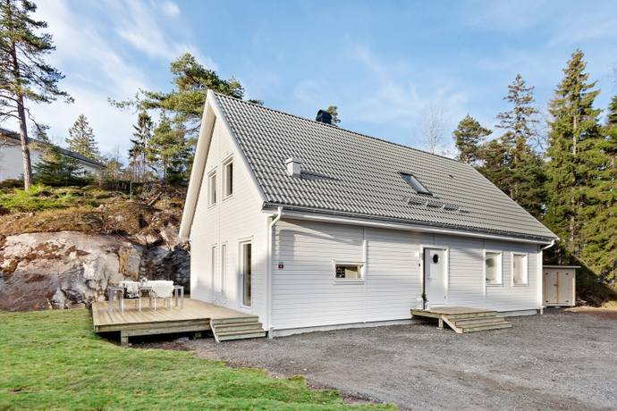 Bild: 6 rum villa på Timmervägen 11, Haninge kommun Handen