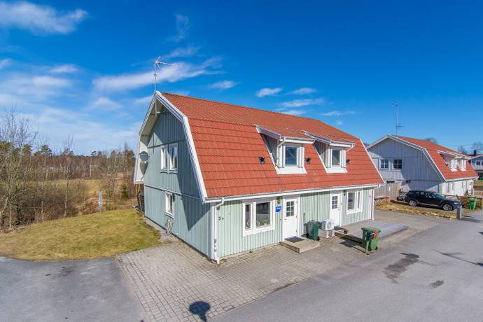 Bild: 108 m² villa på Målarevägen 3b, Tanums kommun Tanumshede
