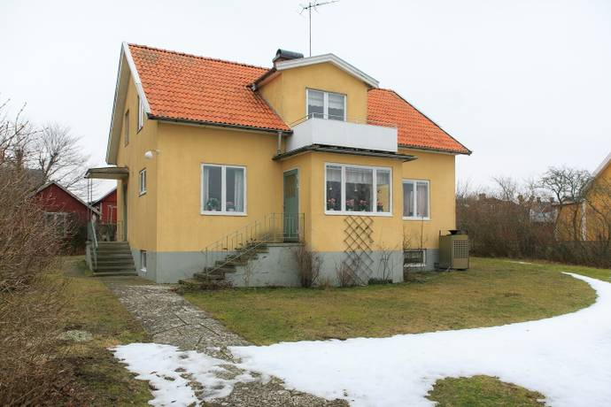 Bild: 6 rum villa på Södra Långgatan 3, Borgholms kommun Sandvik