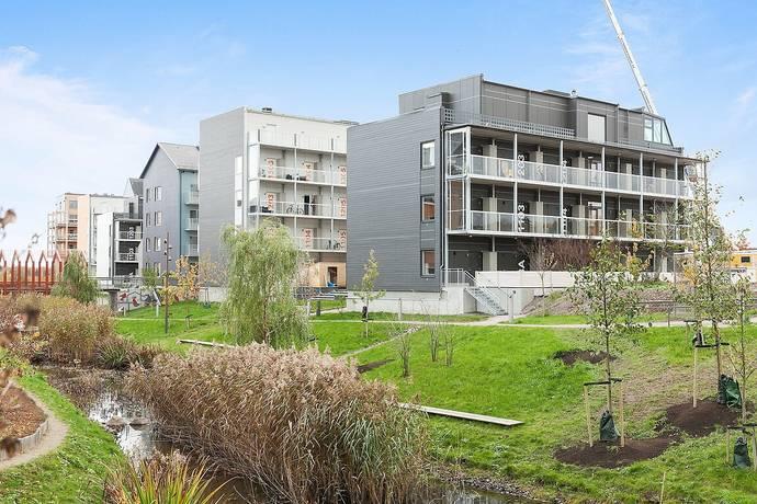 Bild: 3 rum bostadsrätt på Musikgränd 3 C, Linköpings kommun VALLASTADEN
