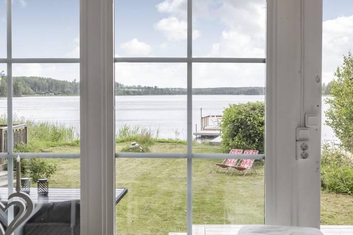 Bild: 2 rum fritidshus på Högsjön tomt nr 8, Arboga kommun Högsjön