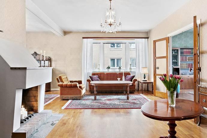 Bild: 4 rum bostadsrätt på Kyrkogatan 3, Vänersborgs kommun Centralt
